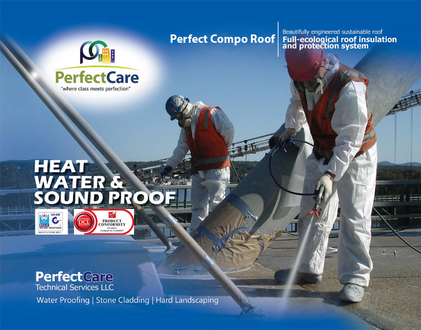 Water Proofing and Thermal Insulation1